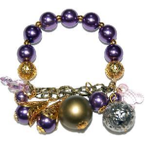 nepal pearl bracelet