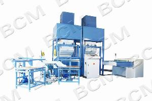 pillow filling machine weighing system