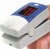 rsd5200 fingertip pulse oximeter led screen spo2 pr strength measurement