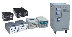 voltage regulator servo motor relay typr