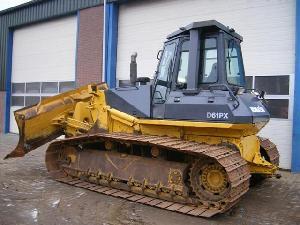 komatsu d61 px 12 bulldozer