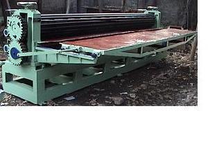 metal sheet corrugation machines