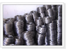 annealed wire coils