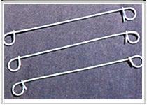 loop tie wire bar
