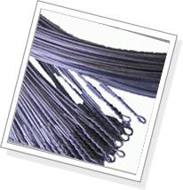 10 15 gauge bale tie wire