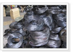 soft annealed wire iron