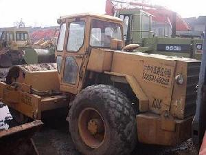 dynapac road roller ca30d machine