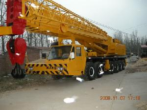 Kato 120t Mobile Crane, Low Price And Good Quality