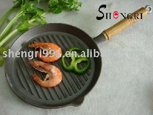 cast iron frying pan sr003