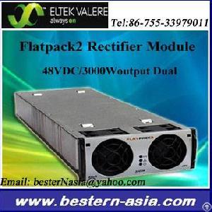 eltek valere flatpack2 48 3000 48v 3000w telecom rectifier module