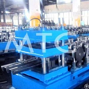 3 wave expressway guardrail roll forming machine