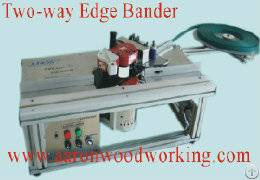 Factory Supply Aaron Two Way Edge Bander Tweb