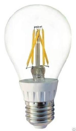 Led Filament Light Bulb Like Shape Of Incandescent Lamp