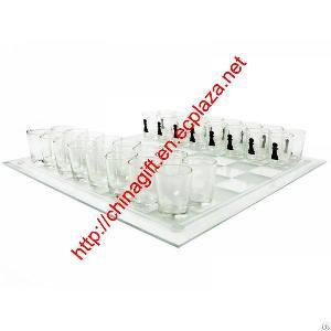 Chess Game Shot Glass