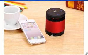 Portable Rechargeable Smartphone Mini Bluetooth Speaker For Tablet Pc For Mobile Phone