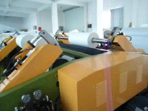 High Speed Wide Jumbo Roll Drum Slitter Rewinder