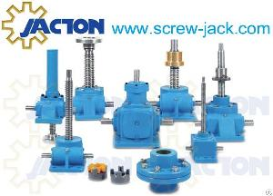 Worm Gear Screw Jack, Screw Lift Mechanism, Linear Actuators In Netherland, Danmark, Belgium