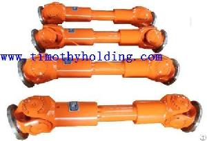 universal coupling shafts