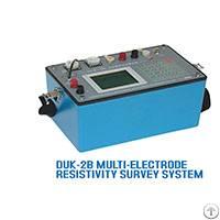 Duk-2b 60channles Resistivity Metal Detector