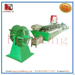 Heating Tube Forming Equipment Zg30a S / S Tube Forming Machine