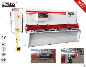 Nanjing Krrass Cnc Metal Plate Cutting Machine With 2 Years Warranty