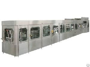 Juice / Milk Bottle Aseptic Filling Line