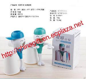 Aiya Q Boy Auto Toothpaste Dispenser