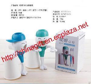 Aiya Q Boy Auto Toothpaste Dispenser