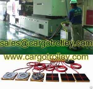 Air Bearings Transporters Applications