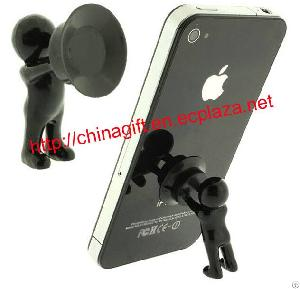 3d Man Phone Stand