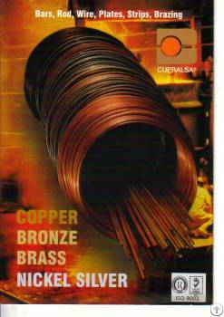 copper brass bronze nickelsilver bars rod wire strips