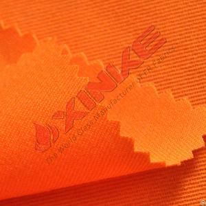 7oz twill cotton nylon fr textile