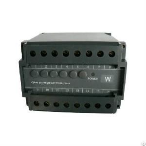 4 20ma 0 5v analog ac active power transducer