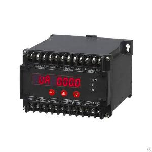 ac programmable transducer phase electrical rs485 communication