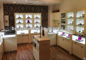 modern retail furniture. Modern Retail Jewelry Shop Display Furniture