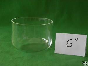 Clear Crystal Singing Bowl Good Qualtity