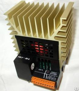 Sale Eurotherm 425s Solid State Relay 60 Amps 440v relays