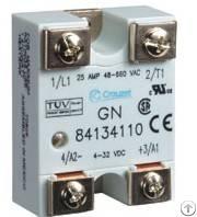 Crouzet Hybrid Solid Relays 84138000 84138001 84138101 84138201