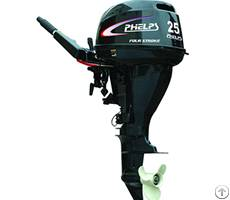 25hp Outboard Engine Ceapproved, High Quality 15hp Outboard Engine,