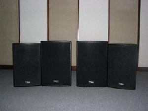 pro audio pa sound system speaker cabinet ts1122
