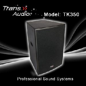 pro audio sound speaker stage loudspeaker system tk350