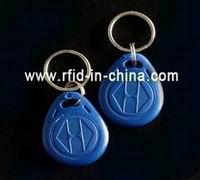 125khz rfid key ring tags wholesale 0 15usd