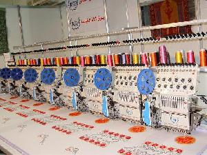 rph embroidery machine