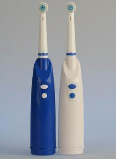 manufacturer battery operated electric toothbrush