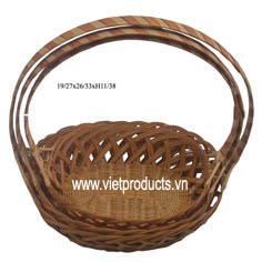 bamboo flower baskets 32534