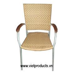resin wicker outdoor chair 07605