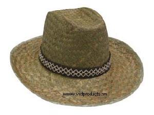 straw cowboy hat 01570