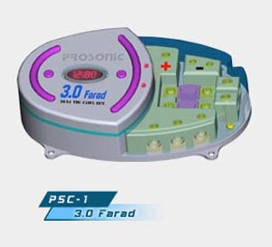 carbon film capacitors