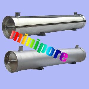 water purifier pp ss filter housing cartridge bag ultra