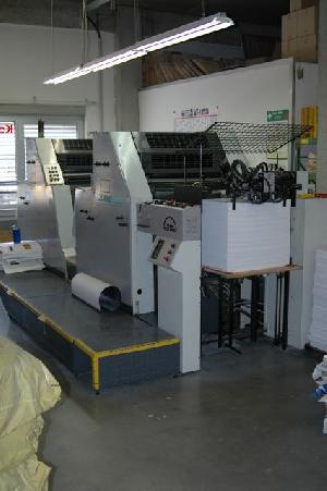 4 50 x 70 print press